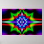 starburst impresiones
