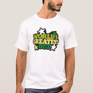 Starburst in Greens T-Shirt
