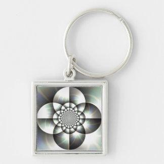 Starburst Keychain