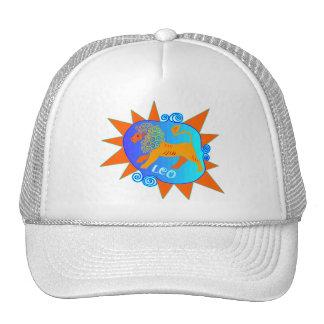 Starburst Leo Mesh Hat