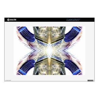 """Starburst Light - CricketDiane Urban Decor Skins For 15"""" Laptops"""