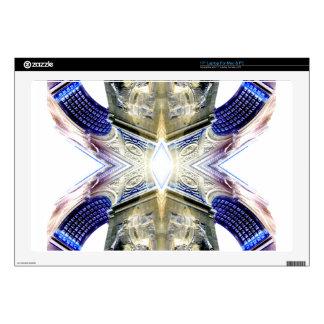 "Starburst Light - CricketDiane Urban Decor 17"" Laptop Skin"
