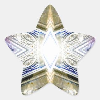 Starburst Light - CricketDiane Urban Decor Star Sticker