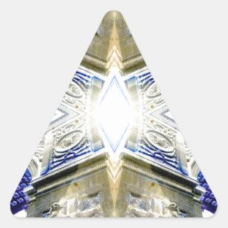 Starburst Light - CricketDiane Urban Decor Triangle Sticker