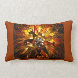 Starburst Light Lumbar Pillow