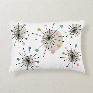 Starburst Mid Century Modern Pillow