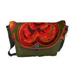 'Starburst of Love' Rickshaw Messenger Bag