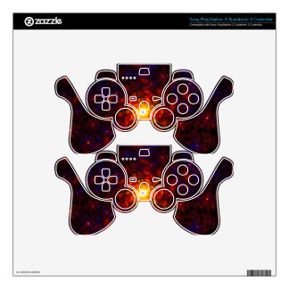 starburst PS3 controller skins