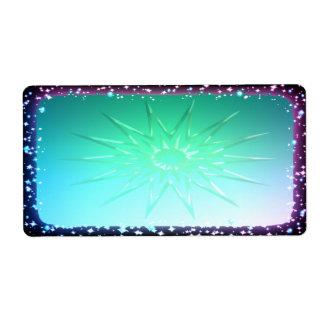 starburst refraction label