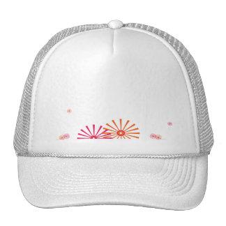 Starburst retro con una torsión moderna gorra