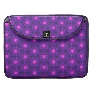 "Starburst rosado 15"" fundas para macbook pro"