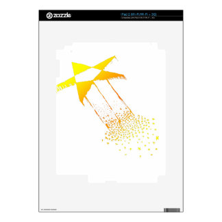 STARBURST STARS iPad 2 SKIN