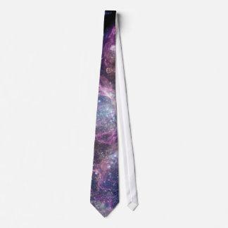 Starburst Stellar Fireworks Finale Outer Space Tie