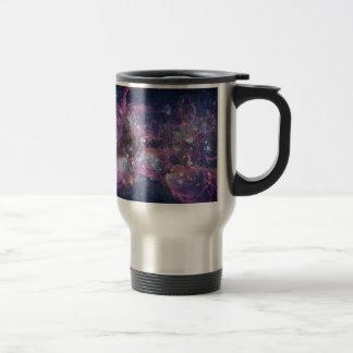 Starburst Stellar Fireworks Finale Outer Space Travel Mug