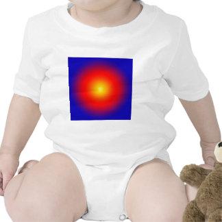 Starbursts Baby Bodysuits