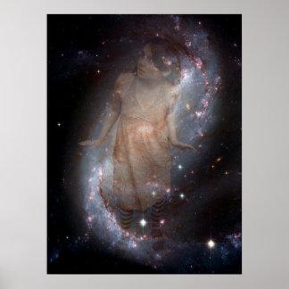 Starchild - Dream walking Poster