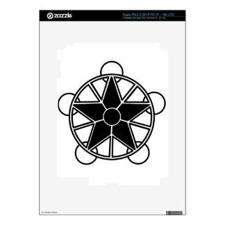 StarCircles iPad 3 Skins