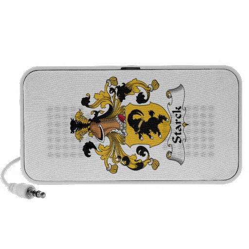 Starck Family Crest Portable Speakers