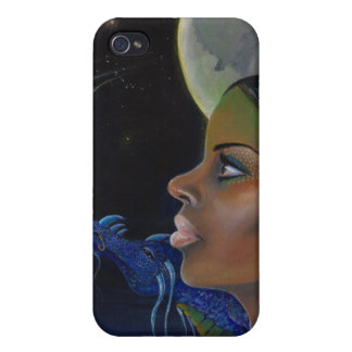 Stardancer Stargazing iPhone 4 Covers