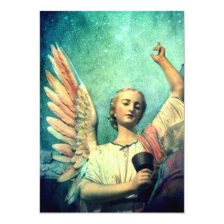Stardust Angel Invitation