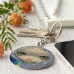 """""""Stardust Angel"""" Keychain"""