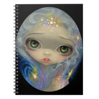 """Stardust Angel"" Notebook"