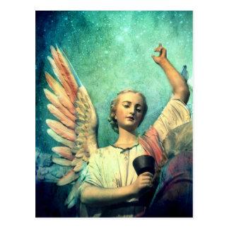 Stardust Angel Postcard