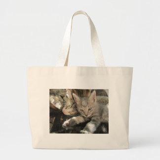 Stardust Kittens Tote Bags