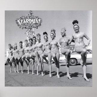 Stardust...Las Vegas Posters