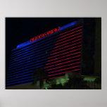 Stardust Las Vegas Vector Graphic Poster #10