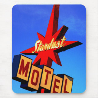 Stardust Motel Mouse Pad