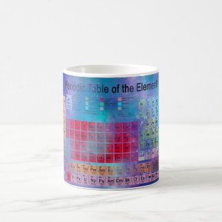 Stardust Periodic Table No. 2 Coffee Mug
