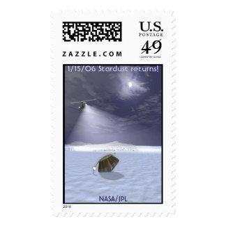 Stardust returns! postage