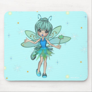 Stardust Sparkle Fairy Mousepad