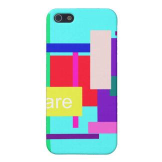 Stare Aqua Case For iPhone SE/5/5s