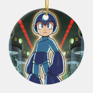 Stare Down Christmas Tree Ornament
