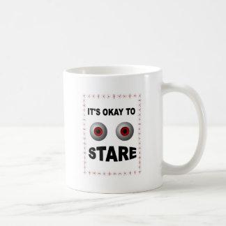STARE.jpg Coffee Mug