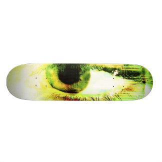 Stare Skateboard Deck