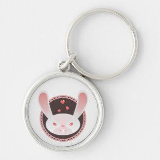 Starey Bunny keychain