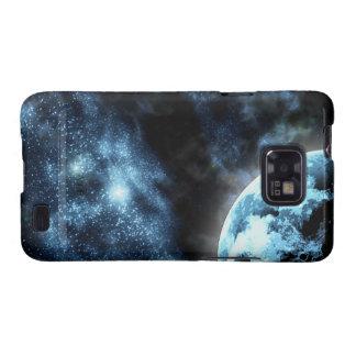 Starfield Galaxy SII Fundas