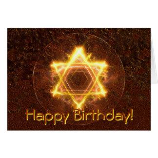 Starfire Birthday Card