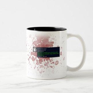 Starfire Espresso Two-Tone Coffee Mug