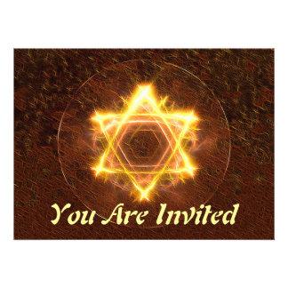 Starfire Personalized Invite