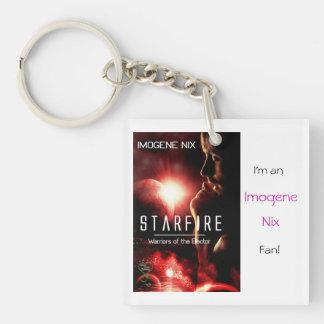 Starfire Keychain