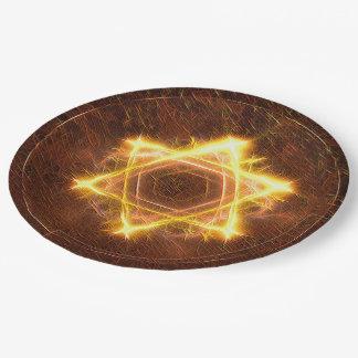 Starfire Paper Plate