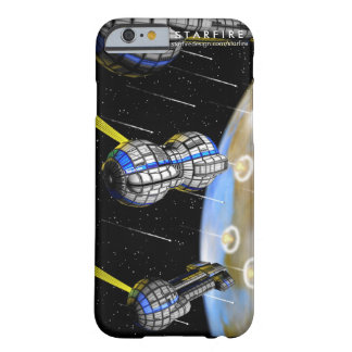 STARFIRE Planetary Bombardment! Barely There iPhone 6 Case