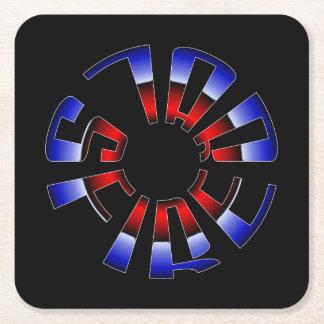 Starfire Square Coaster