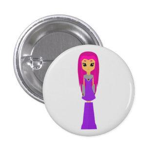 StarFire (TeenTitans) Button