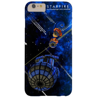 STARFIRE Warp Point Assault! Barely There iPhone 6 Plus Case