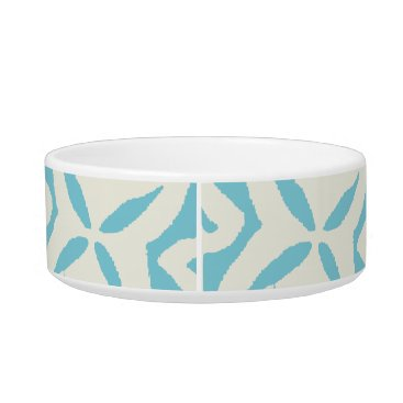 Beach Themed Starfish Abstract Pattern Bowl